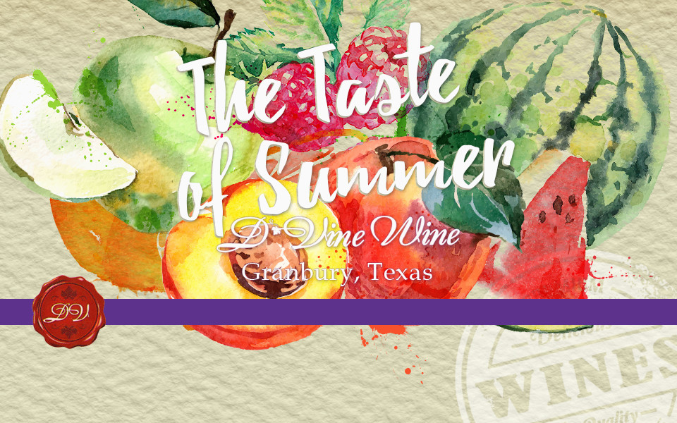 Slider – taste of summer