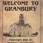 Custom Granbury Label