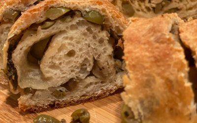 Italian Olive Loaf